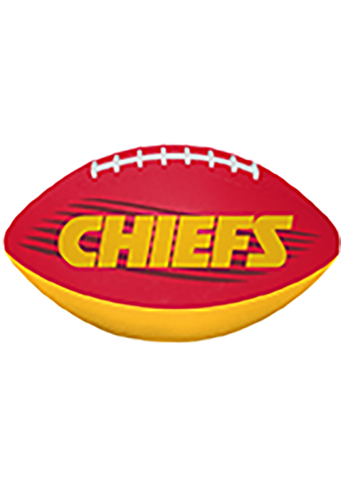 Kansas City Chiefs Downfield Youth-Size Football - Image 2