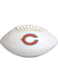 Chicago Bears Mini Autograph Football