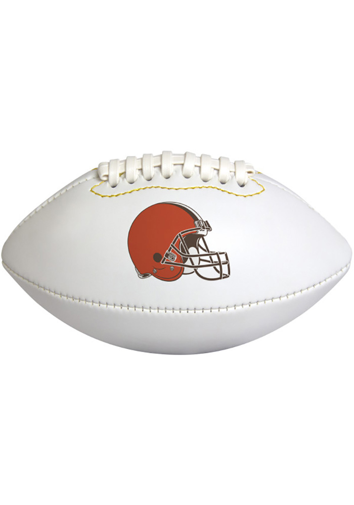 Cleveland Browns Mini Autograph Football - Image 1