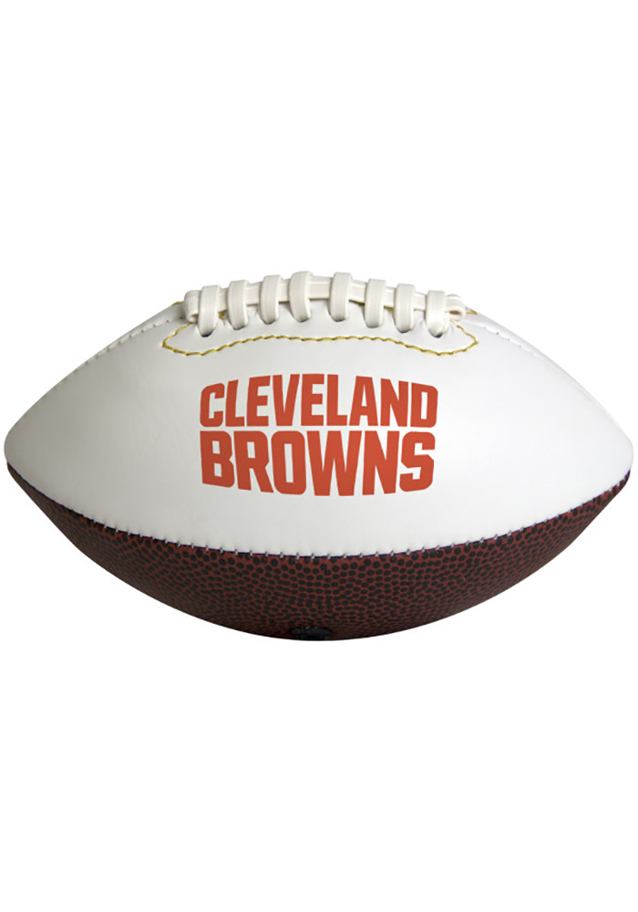 Cleveland Browns Mini Autograph Football - Image 2