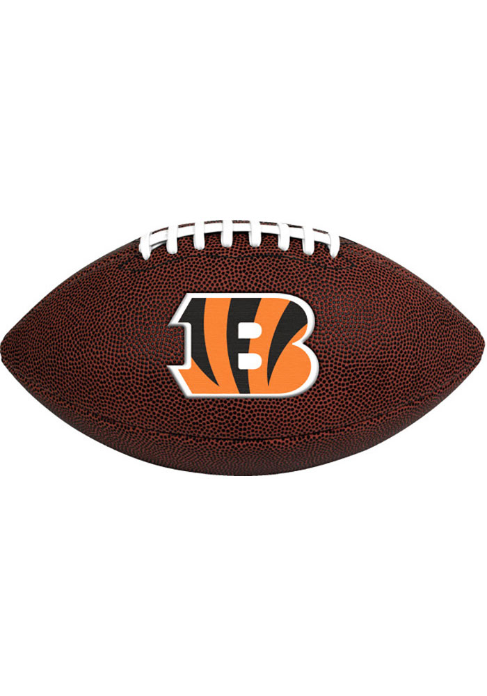 Cincinnati Bengals Game Time Full Size Football - Image 1