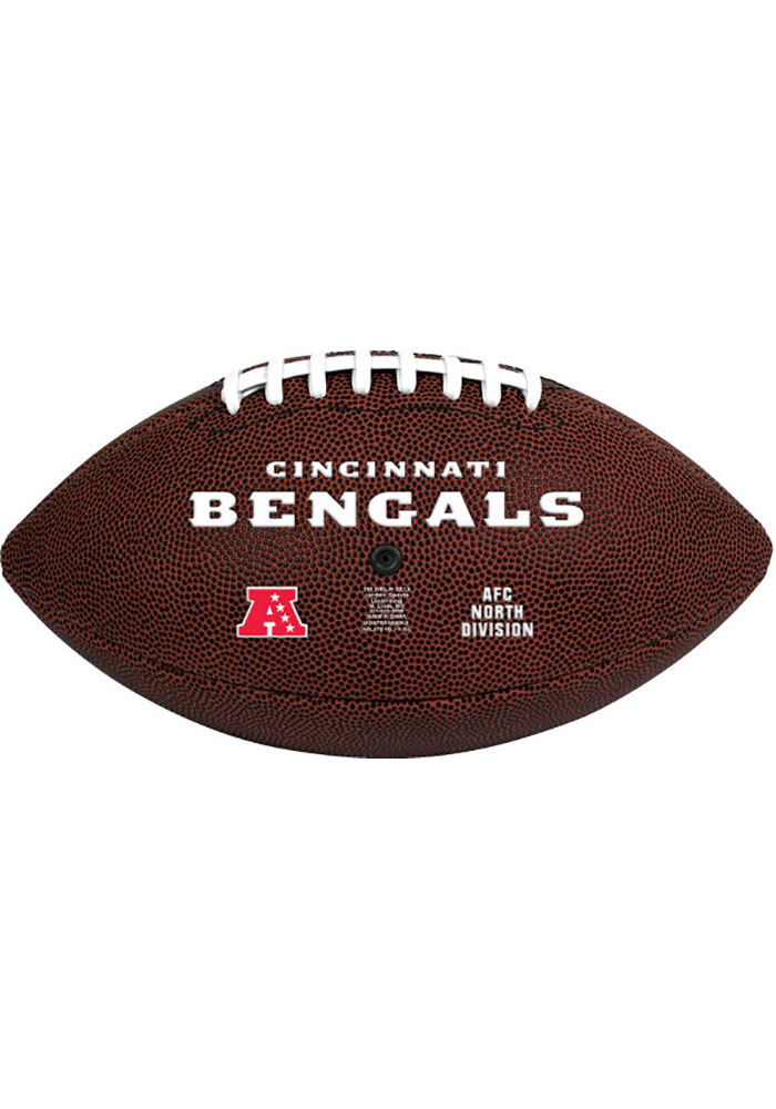 Cincinnati Bengals Game Time Full Size Football - Image 2