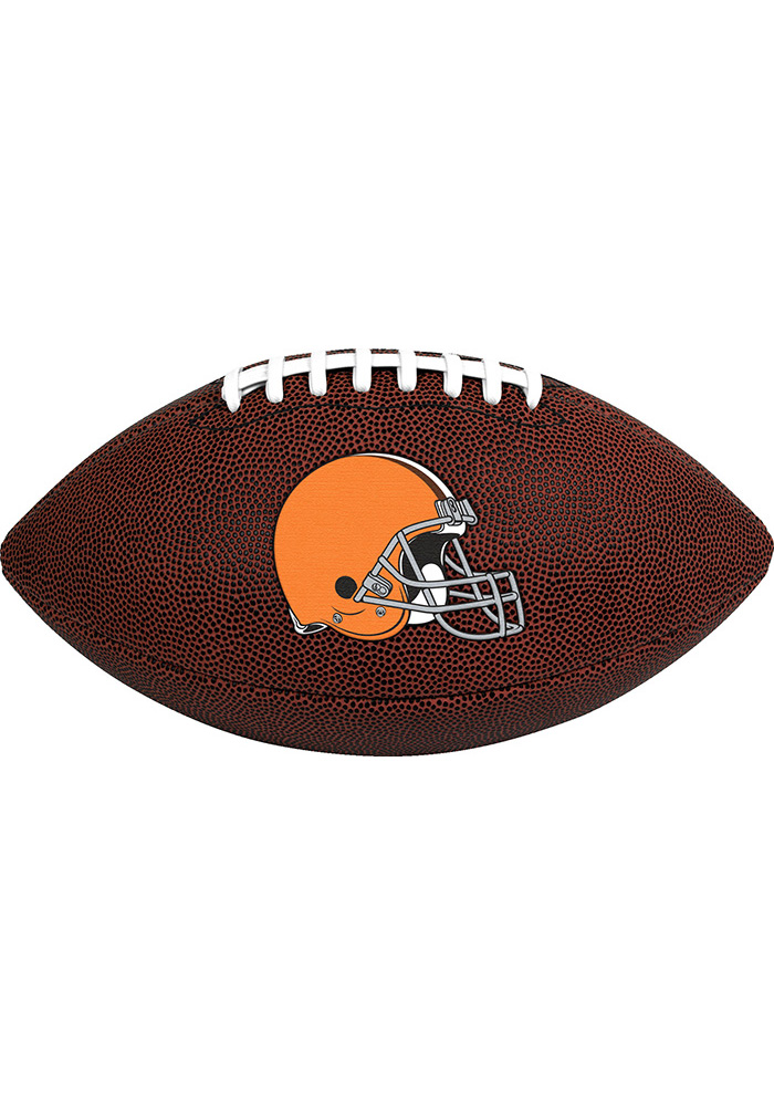 Cleveland Browns Game Time Full Size Football - Image 1