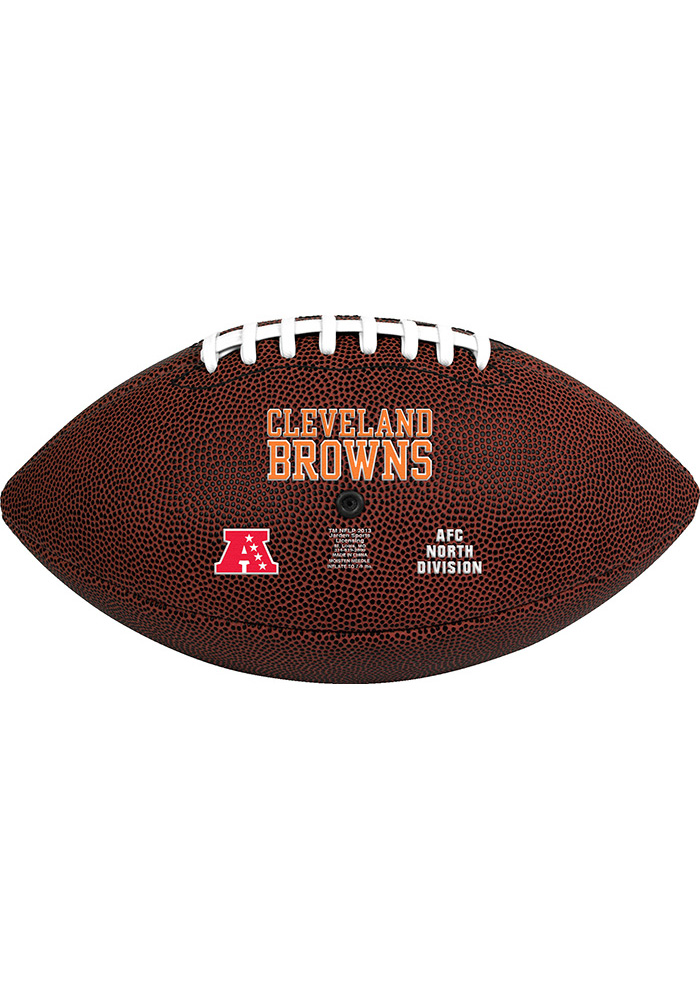 Cleveland Browns Game Time Full Size Football - Image 2