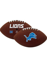Detroit Lions Game Time Full Size Football