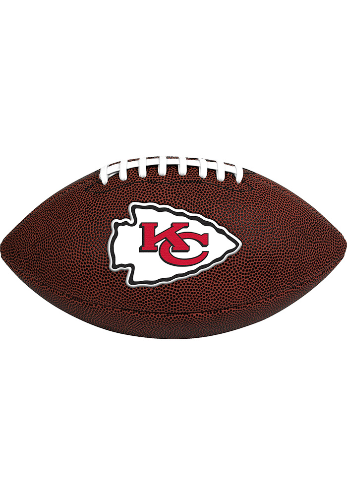 Kansas City Chiefs Game Time Full Size Football - Image 1