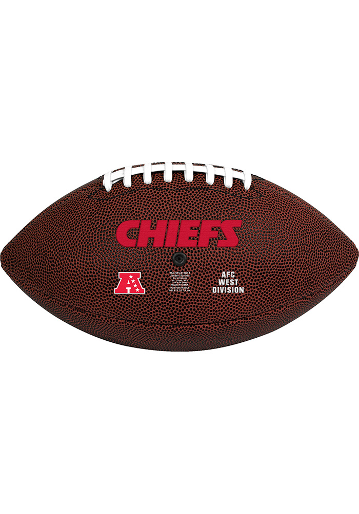 Kansas City Chiefs Game Time Full Size Football - Image 2