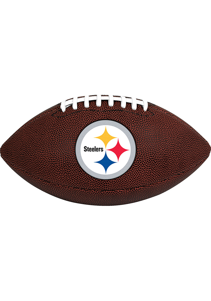 Pittsburgh Steelers Game Time Full Size Football - Image 1
