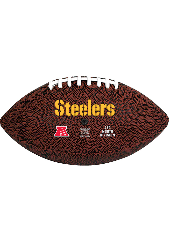 Pittsburgh Steelers Game Time Full Size Football - Image 2