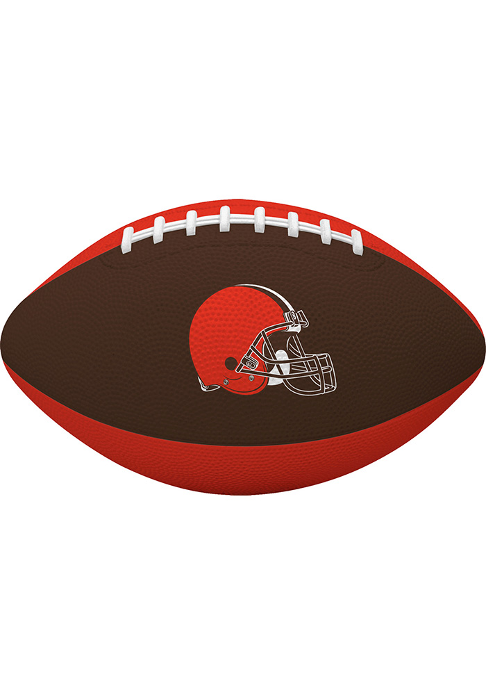 Cleveland Browns Hail Mary Youth Size Football - Image 1