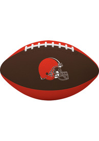 Cleveland Browns Hail Mary Youth Size Football