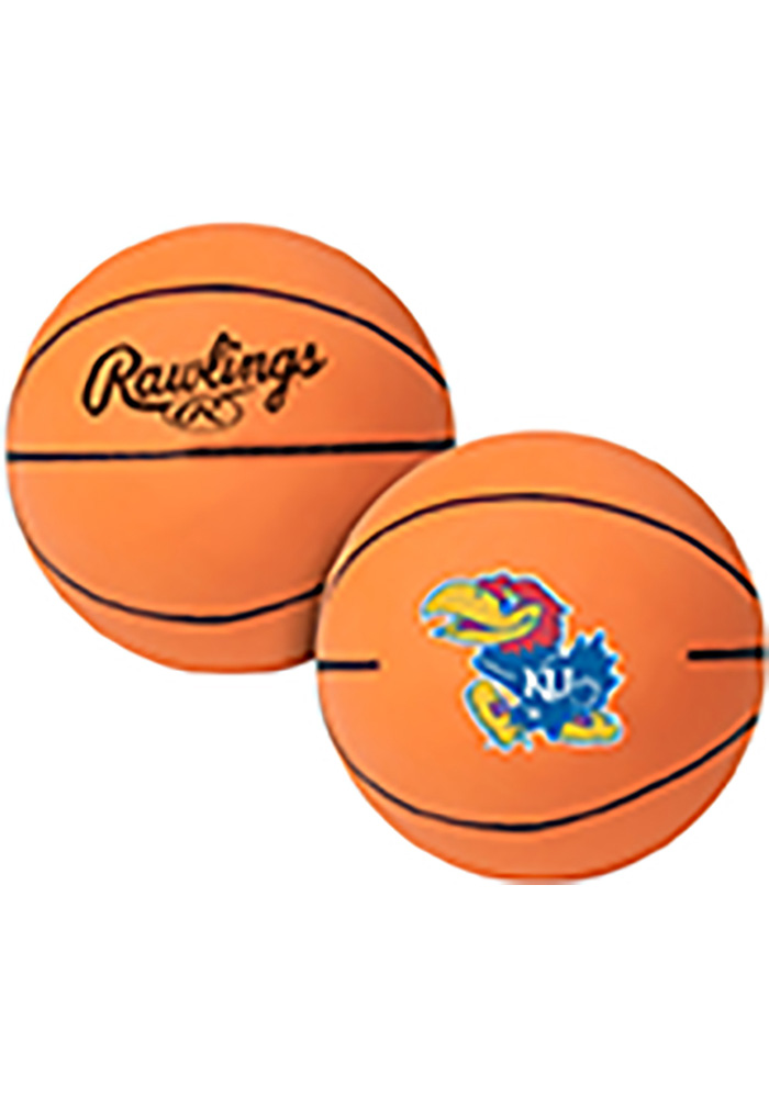 Kansas Jayhawks Red Big Fly Bouncy Ball - Image 1