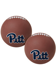 Pitt Panthers Blue Big Fly Bouncy Ball