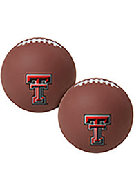 Texas Tech Red Raiders Red Big Fly Bouncy Ball