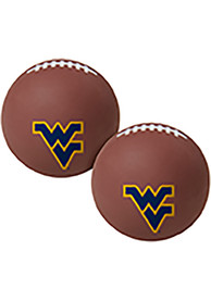 West Virginia Mountaineers Blue Big Fly Bouncy Ball