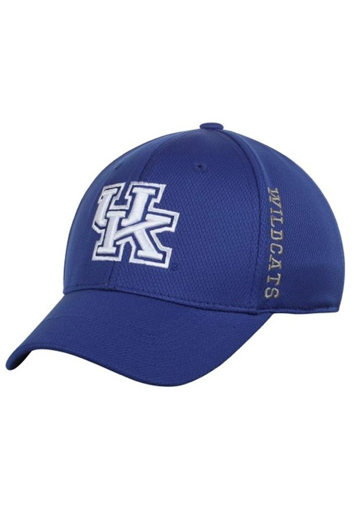 Top of the World Kentucky Wildcats Mens Black Booster M-F1T Flex Hat - Image 1