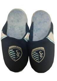 Sporting Kansas City Youth Jersey Slippers
