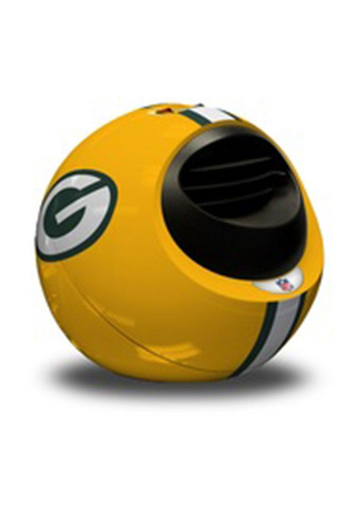 Green Bay Packers 13x16 Helmet Candle - Image 1