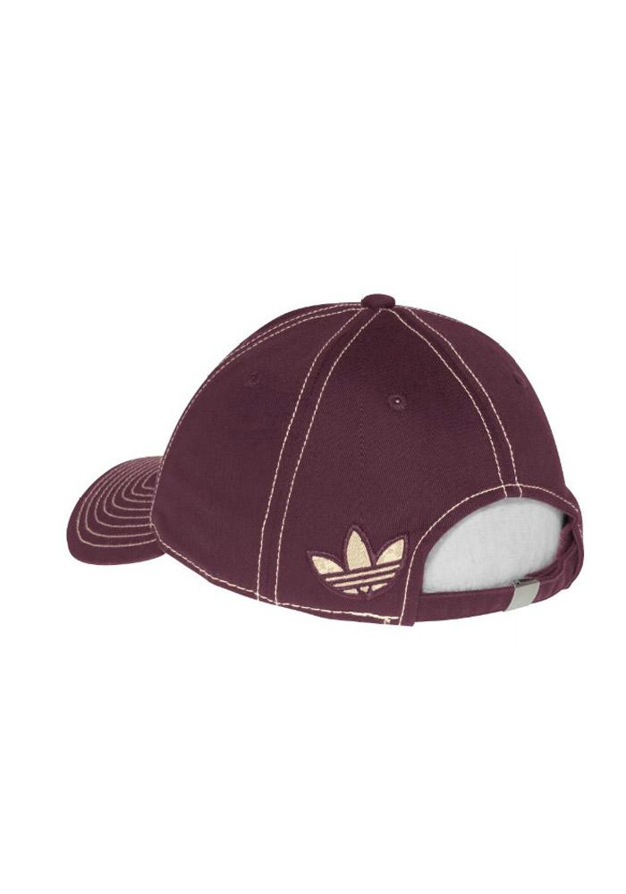 Adidas Texas A&M Aggies Maroon Lace Undervisor Slouch Womens Adjustable Hat - Image 2