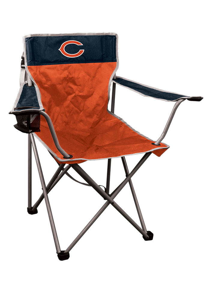 Chicago Bears Kickoff Canvas Chair - Image 1