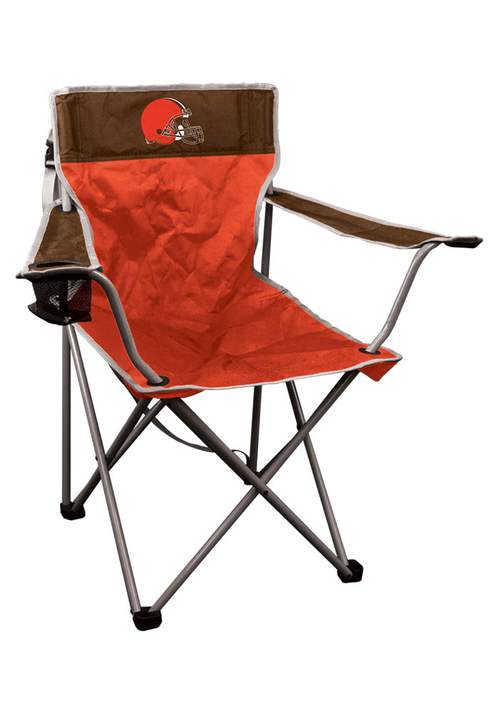 Cleveland Browns Kickoff Canvas Chair - Image 1