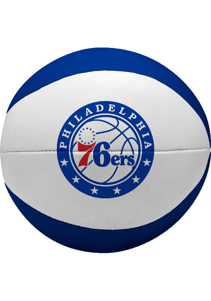Philadelphia 76ers Big Boy Softee Ball - Image 1