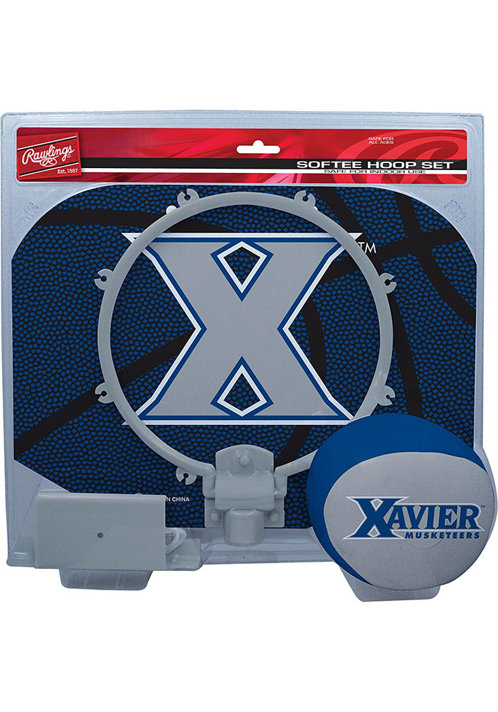 Xavier Musketeers Slam Dunk Softee Softee Ball - Image 1