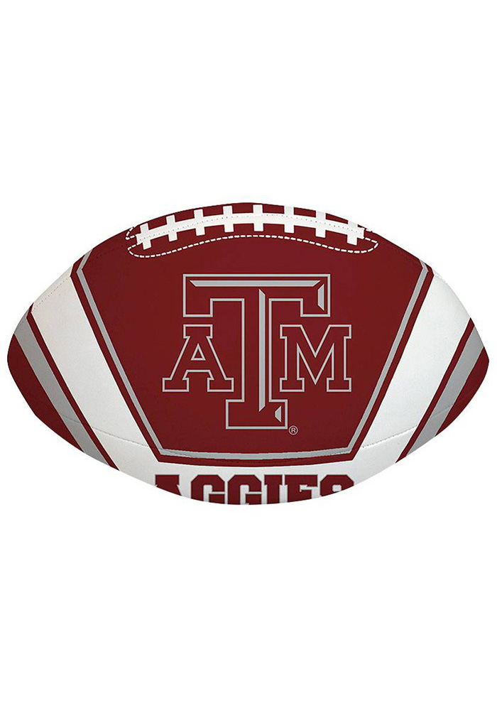 Texas A&M Aggies Goal Line 8 Softee Softee Ball - Image 1