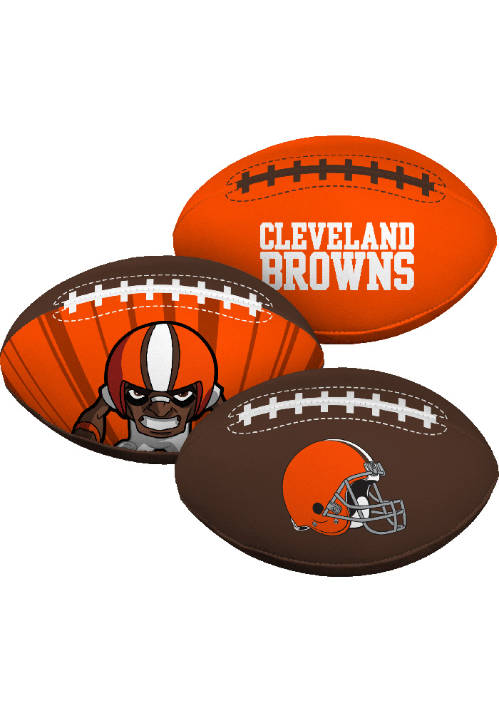 Cleveland Browns Third Down Softee Softee Ball - Image 1