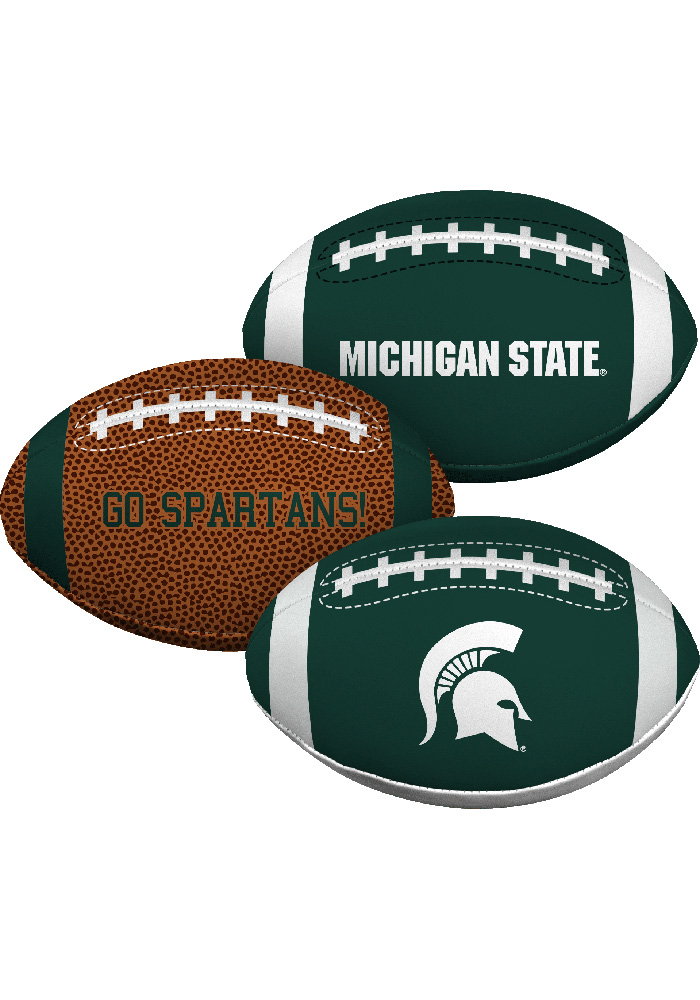 Michigan State Spartans Third Down Softee Softee Ball - Image 1