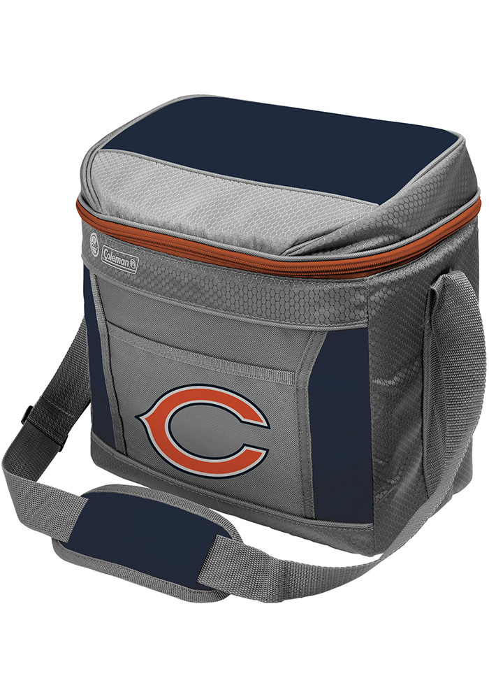 Chicago Bears 16 Can Cooler - Image 1