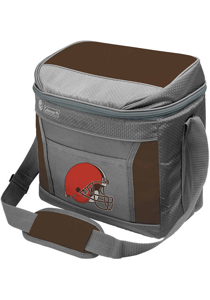 Cleveland Browns 16 Can Cooler - Image 1