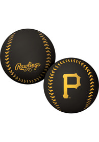 Pittsburgh Pirates Black Big Fly Bounce Bouncy Ball