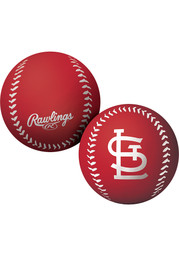 St Louis Cardinals Red Big Fly Bounce Bouncy Ball
