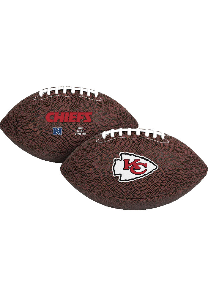 Kansas City Chiefs Air It Out Football - Image 1