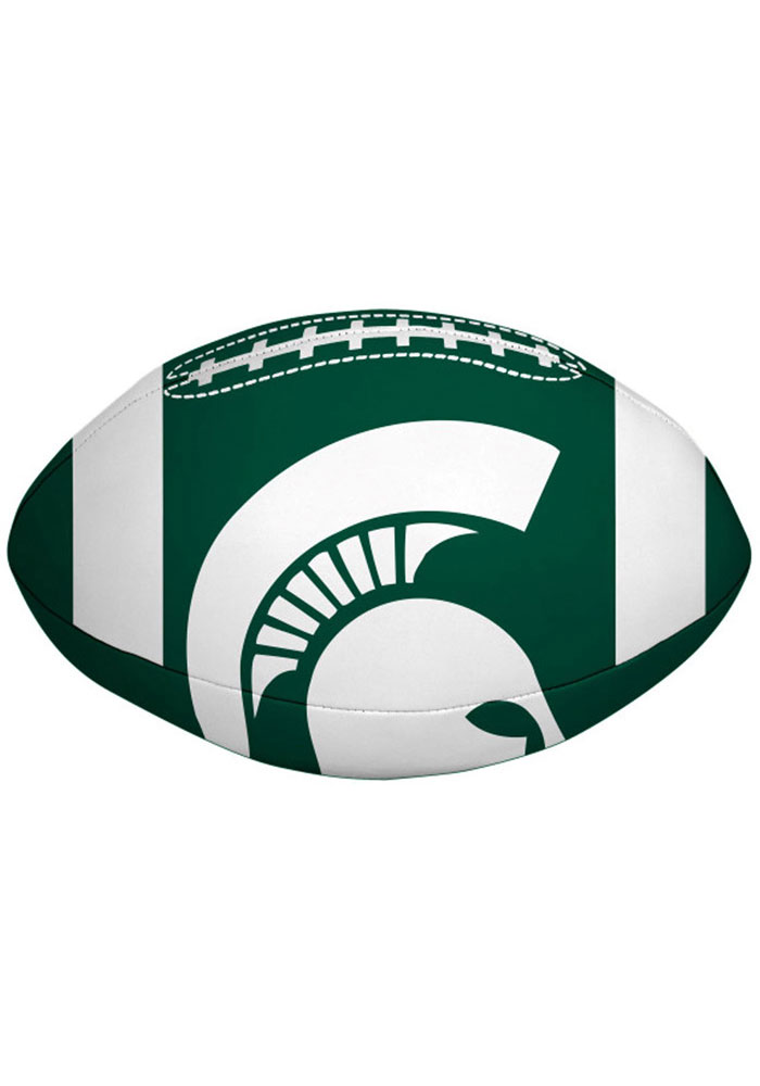 Michigan State Spartans 4 inch Quick Toss Softee Ball - Image 1