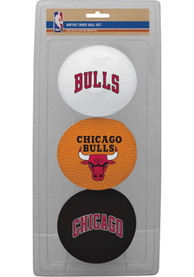 Chicago Bulls 3 Ball Set Softee Ball