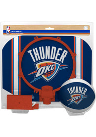 Oklahoma City Thunder Slam Dunk Set Basketball Set