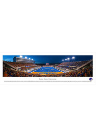Boise State Broncos Matchup Unframed Poster