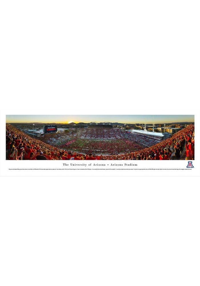 Arizona Wildcats Pac-12 Conf Unframed Poster - Image 1