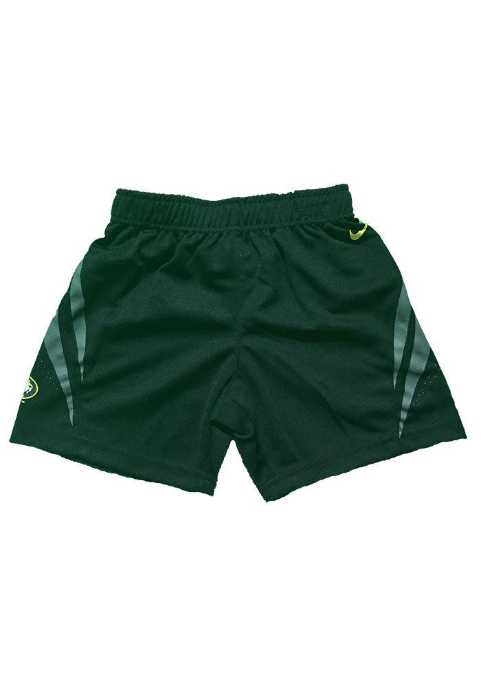 Missouri Tigers Toddler Black Authentic Bottoms Shorts - Image 1