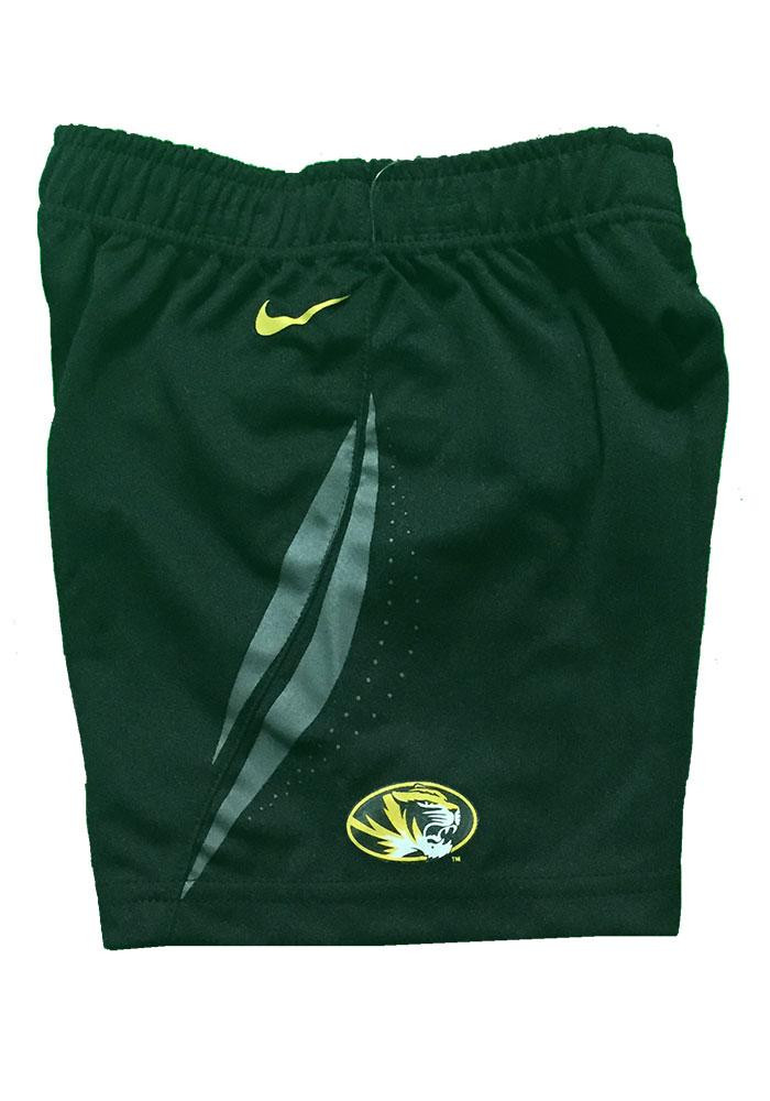 Missouri Tigers Toddler Black Authentic Bottoms Shorts - Image 2