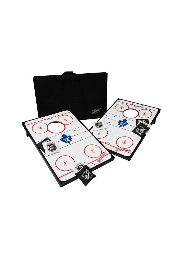 Toronto Maple Leafs 36x24 Toss Tailgate Game - Image 1