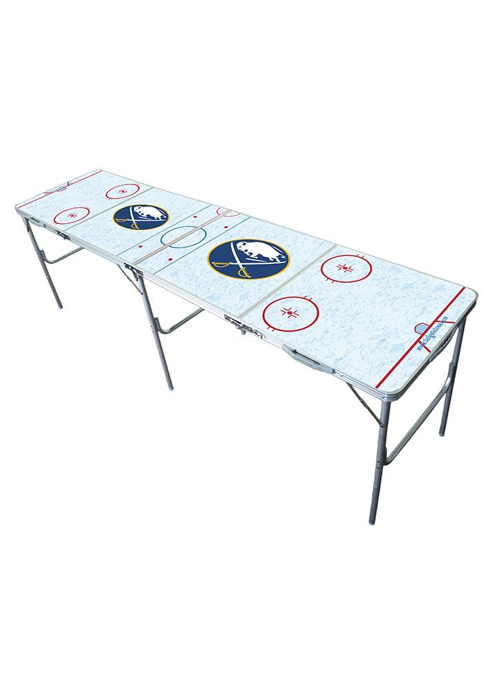Buffalo Sabres 2x8 Tailgate Table - Image 1