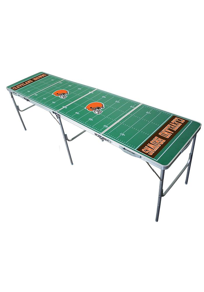 Cleveland Browns 2x8 Tailgate Table - Image 1