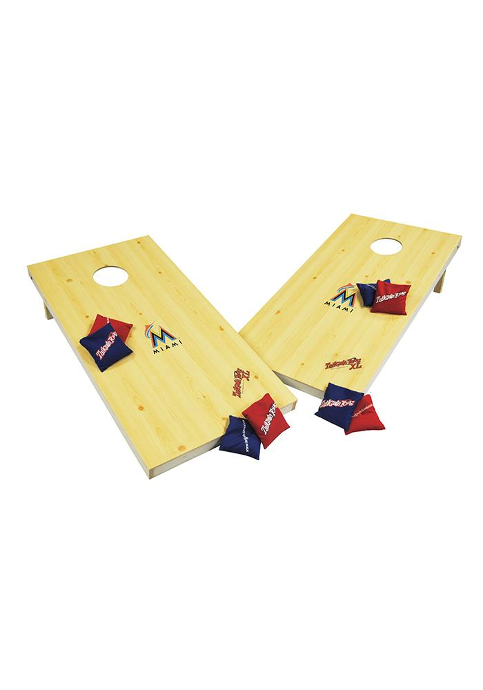 Miami Marlins 48x24 XL Tailgate Game - Image 1
