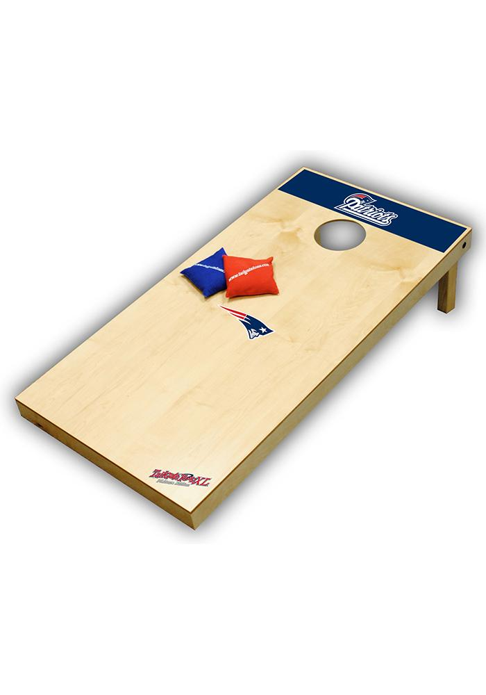 New England Patriots 48x24 XL Tailgate Game - Image 1
