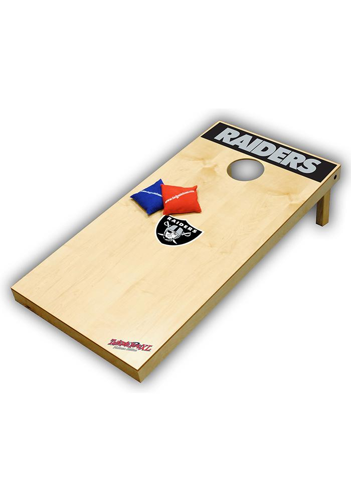 Oakland Raiders 48x24 XL Tailgate Game - Image 1