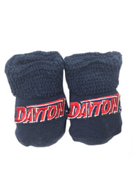 Dayton Flyers Knit Bootie Boxed Set