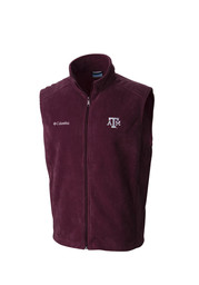 Columbia Texas A&M Mens maroon Flanker Vest